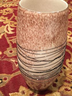 Glass Vase for Sale in Richfield,  OH
