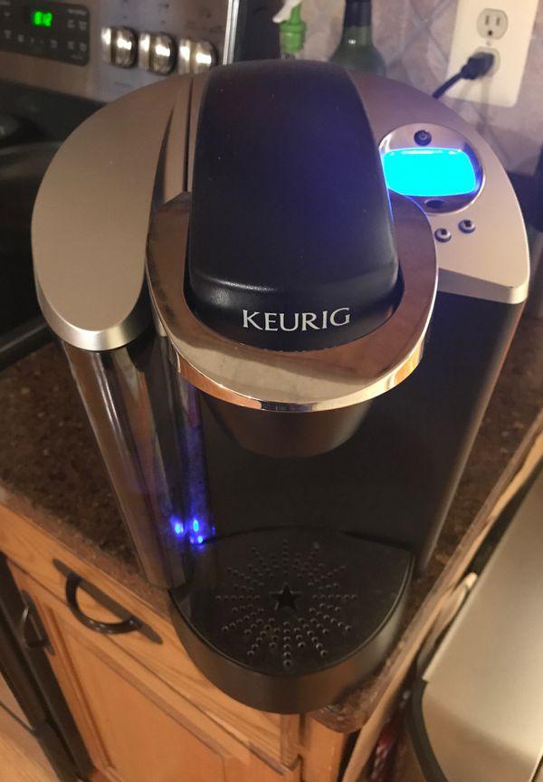 Keurig w/ water filters
