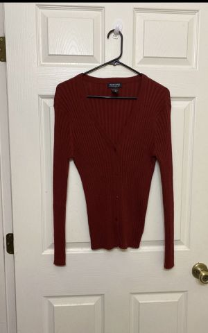 Red cardigan for Sale in Clermont, FL