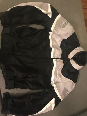 Motorcycle jacket: Tourmaster Draft size small/40 for Sale in Houston, TX
