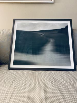 """Rare Collectible Black & White Photograph - 20"""" x 24"""" glass framed gelatin silver print photograph by Marcel Sitcoske for Sale in Hollywood, CA"""