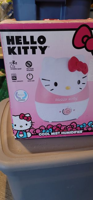 New in box humidifier hello kitty for Sale in Dallas, TX