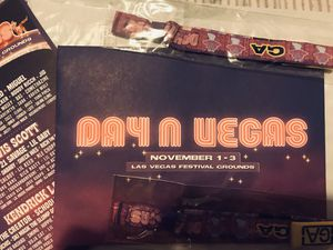 2 Day N Vegas GA Weekend Wristbands for Sale in Norwalk, CA