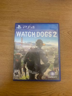 Watch Dogs 2 PS4 for Sale in Columbus, OH