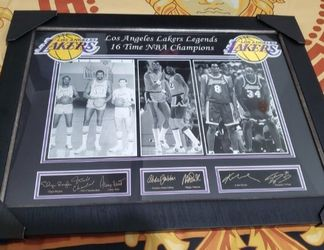 Laker Legends for Sale in Los Angeles,  CA