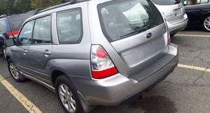 2008 Subaru Forester,120k,free temp tag,part payment accepted for Sale in East Orange, NJ
