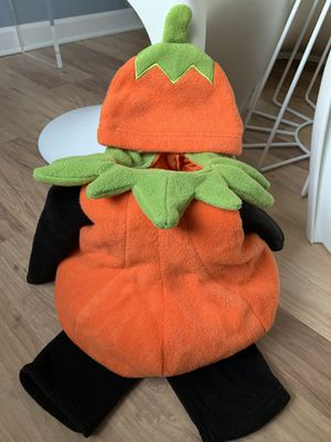 Halloween costume 3-6 months baby pumpkin 🎃 for Sale in Franklin Park, IL