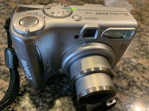 DIGITAL CAMERA - CANON POWER SHOT - 4X optical zoom for Sale in Henderson, NV