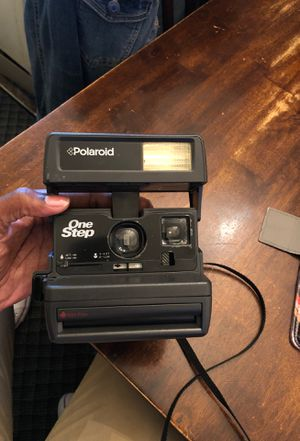 Polaroid One Step for Sale in Pelham, GA