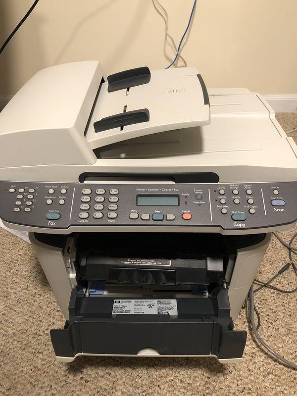 HP Laserjet 3390, Printer•Scanner•Copier•Fax.