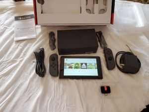 Nintendo switch hacked with RCMloader jig for Sale in Miami, FL