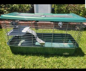 Large rabbit cage for Sale in Norwalk, CA