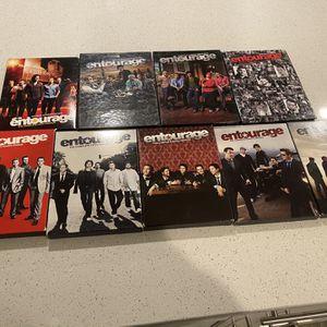 Entourage - Complete Season (DVD) for Sale in Massapequa, NY