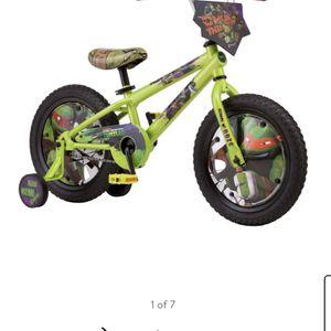 Teenage Ninja Turtle Bicycle for Sale in Sunnyvale, CA