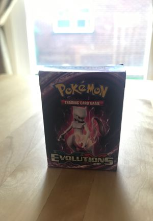 Pokémon evolutions MEW pack for Sale in Grosse Pointe Shores, MI