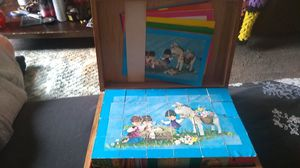Antique puzzle box for Sale in West Jefferson, AL