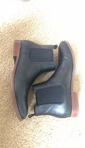 Men's black boots size 10 for Sale in Jurupa Valley, CA