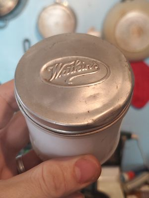 Antique Watkins ointment jar for Sale in Columbus, OH
