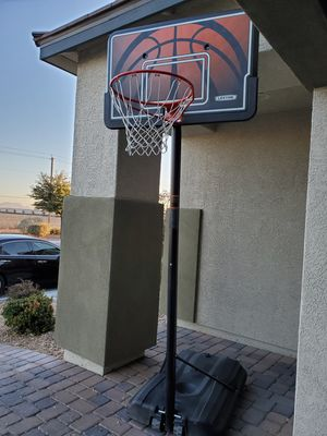 Lifetime basketball hoop for Sale in Las Vegas, NV