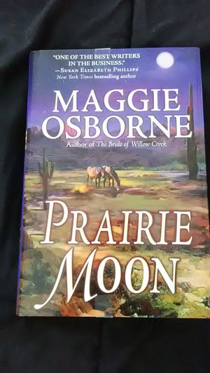 Prairie moon-hard cover book for Sale in Auburn, IN