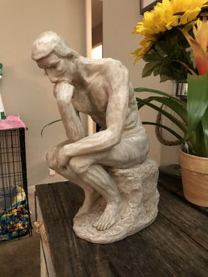 """The Thinker"" Le Pensuer for Sale in West Palm Beach, FL"