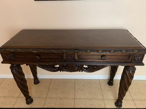 Beautiful console table / entry way table for Sale in Gresham, OR