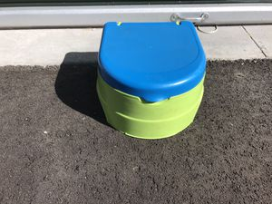 Kid's Potty Chair by Summer Infant.....Cleaned & Sanitized for Sale in North Las Vegas, NV