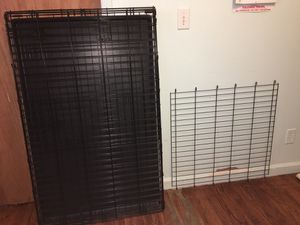 Dog Crate (Large) for Sale in Queens, NY