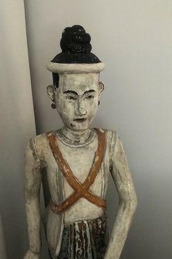 Unique Thai Warrior Statue for Sale in Miami,  FL