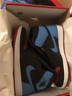 Jordan 1 Retro High NC to Chi Leather (10W)8.5M for Sale in Dallas, TX