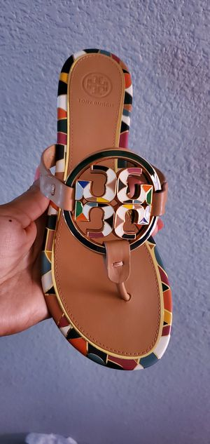 Tory burch sandals for Sale in San Diego, CA