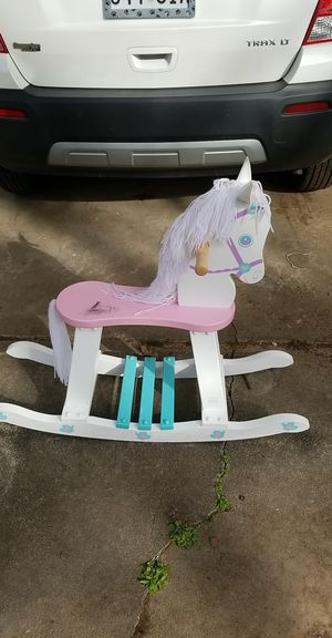 Princess and the Frog Kids collection rocking horse for Sale in North Little Rock, AR