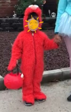 Sesame Street Elmo 2T costume for Sale in Fairview, NJ