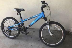 TREK mt 60 aluminum mountain bike kids 20 inch wheels for Sale in Los Angeles, CA