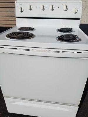 Whirlpool Stove * Works Great * Delivery Available for Sale in Glendale, AZ