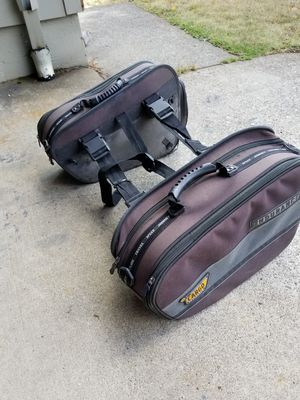 Motorcycle saddlebags for Sale in Portland, OR