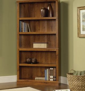 New!! Bookcase, bookshelves, organizer, 5 shelves bookcase, storage unit , shelving display, living room furniture, for Sale in Phoenix, AZ