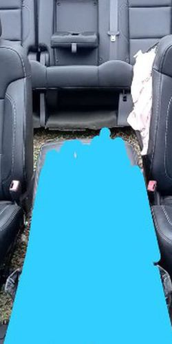 first and second row, chevy tahoe seats. 2016/2020 for Sale in Fort Worth,  TX