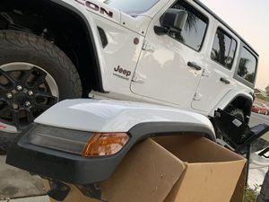 2019 Jeep JL Driver(left hand) flare for Sale in Orange Cove, CA