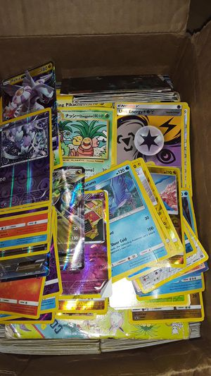 Pokemon whole collection for Sale in Spring Hill, FL