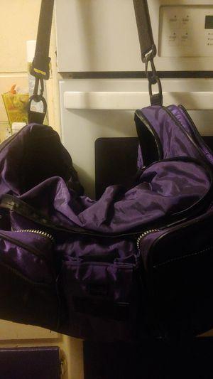 Purple ultimate sport duffle bag for Sale in Whittier, CA