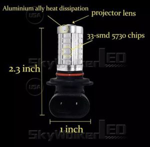 9005/9006 LED Red Headlight Bulbs 2pack for Sale in Baltimore, MD