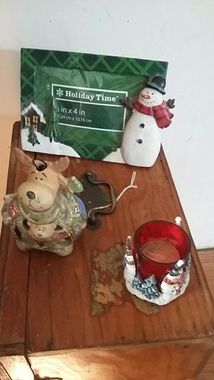 3 Piece Christmas Set for Sale in Hillsville, VA
