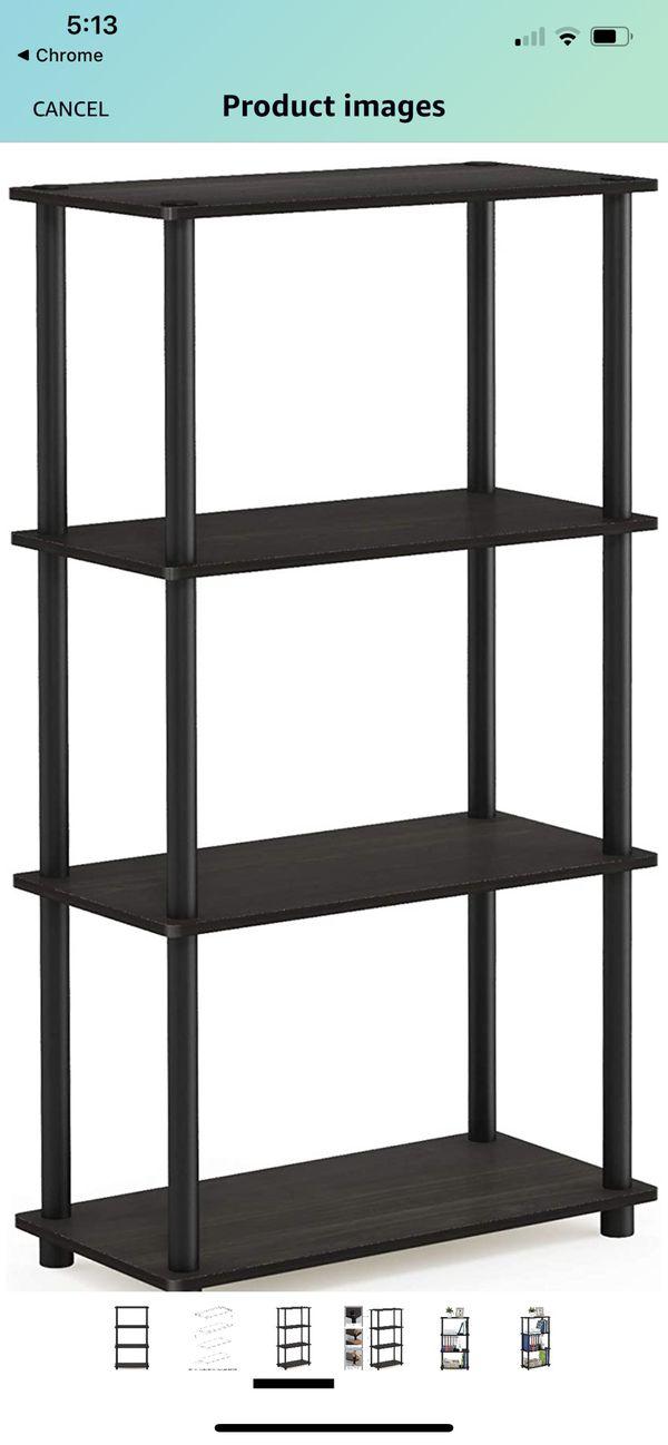 Black shelf for $30