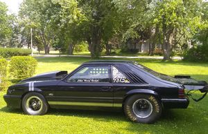 Mustang Drag car for Sale in Gurnee, IL