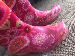 Women rain boots for Sale in Los Angeles, CA
