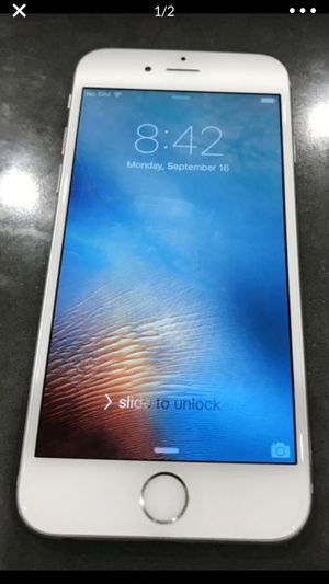 iPhone 6 64gb (unlocked) for Sale in Long Beach, CA