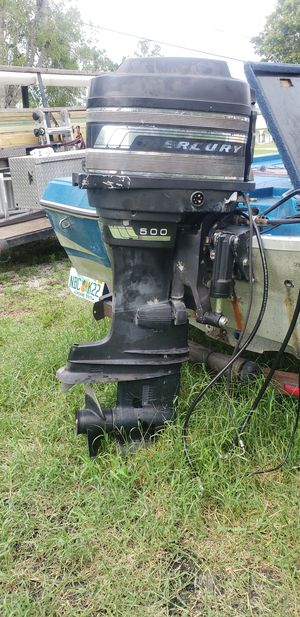 Mercury 50 hp for Sale in West Palm Beach, FL