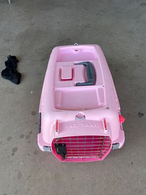 Pink Dog/Cat Carrier - Petmate Pet Taxi for Sale in Hesperia, CA