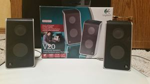 Logitech V20 Notebook Speakers for Sale in Ballwin, MO